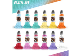 Набор World Famous 12 Color Pastel Set